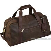 Duffle Bag, Leder 30 l, Baron