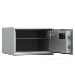 iss waffenschrank kassel calden elektr schloss grau waffenschr nke waffensicherung. Black Bedroom Furniture Sets. Home Design Ideas
