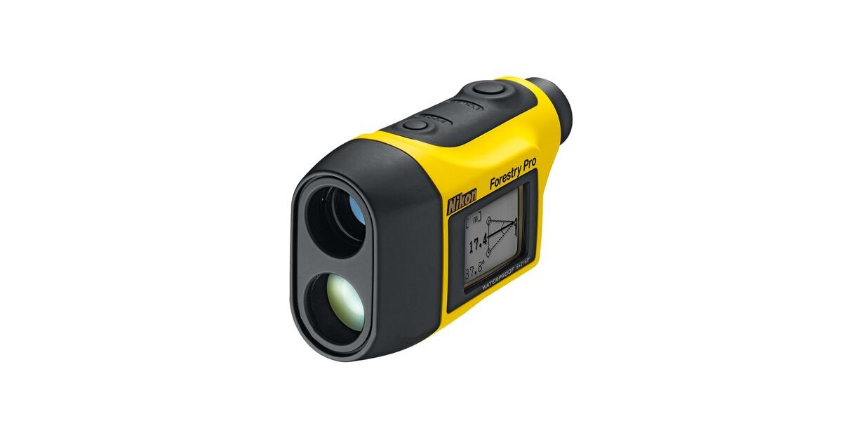 Laser Entfernungsmesser Norma : Nikon laser entfernungsmesser forestry pro
