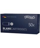 Platzpatronen / cal. 9 mm P.A.K. - 50 Schuss
