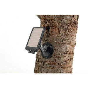 seissiger solar panel mit lithium akku wildkameras. Black Bedroom Furniture Sets. Home Design Ideas