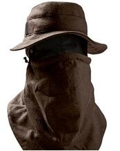 Hut Classic mit Gesichtsschutz, Outfox