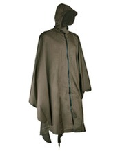 Regenponcho, Blaser active outfits
