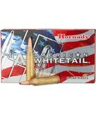 .270 Win. American Whitetail, Interlock SP 130 grs.