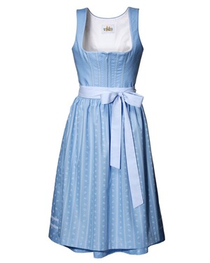 wenger dirndl elke blau dirndl kleider bekleidung damenmode online shop. Black Bedroom Furniture Sets. Home Design Ideas