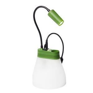 Solarlampe Sunbell aufladbar USB