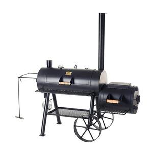 Smoker JOEs BBQ 16 Reverse Flow lang