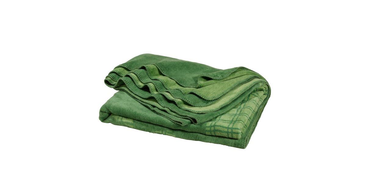 heimdecke mit hirschmotiv gr n accessoires geschenke. Black Bedroom Furniture Sets. Home Design Ideas