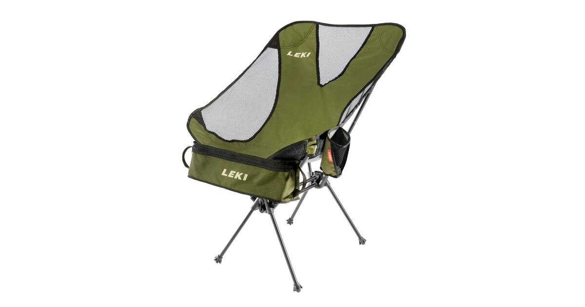 leki sitzstuhl chiller gr n outdoorst hle ausr stung outdoor online shop. Black Bedroom Furniture Sets. Home Design Ideas