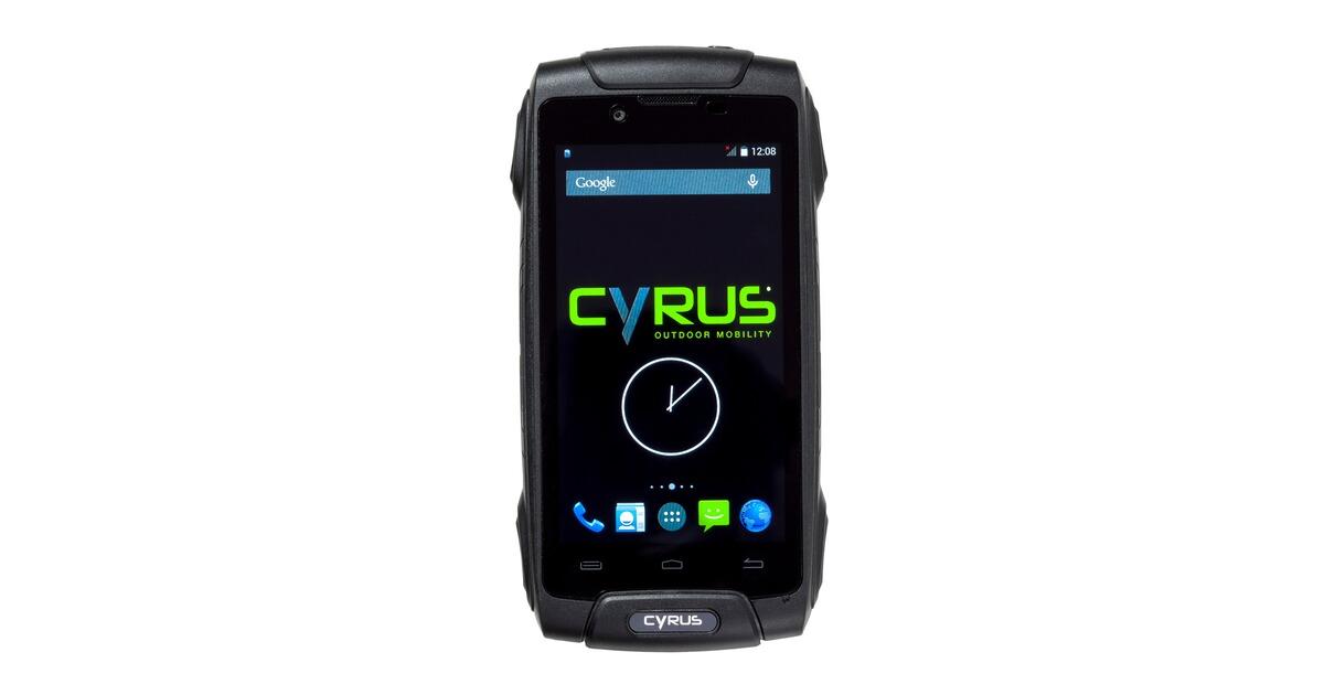 cyrus outdoor smartphone cs 30 outdoorausr stung ausr stung outdoor online shop. Black Bedroom Furniture Sets. Home Design Ideas