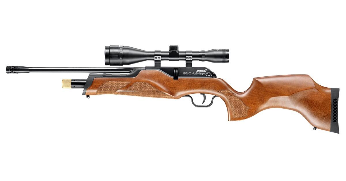 Hämmerli CO2-Gewehr 850 AirMagnum Carbine (Kaliber 4,50 ...