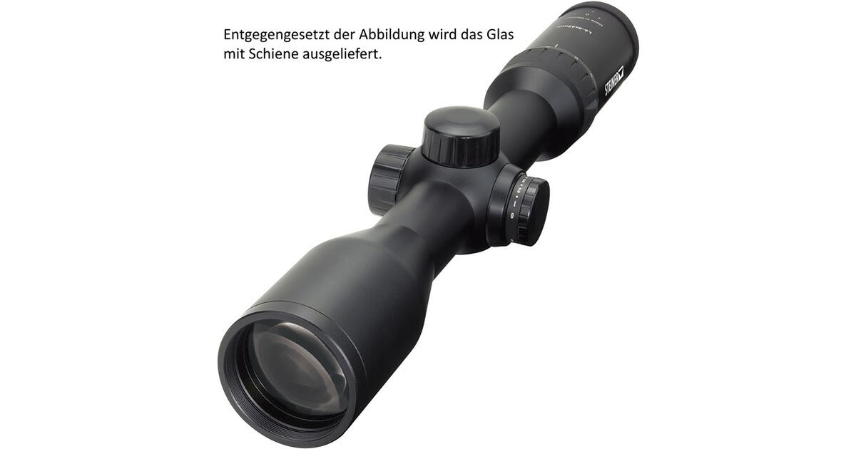 Zielfernrohr Mit Entfernungsmesser Kaufen : Steiner zielfernrohr nighthunter edition 1 6 8x42 mit schiene 4a i