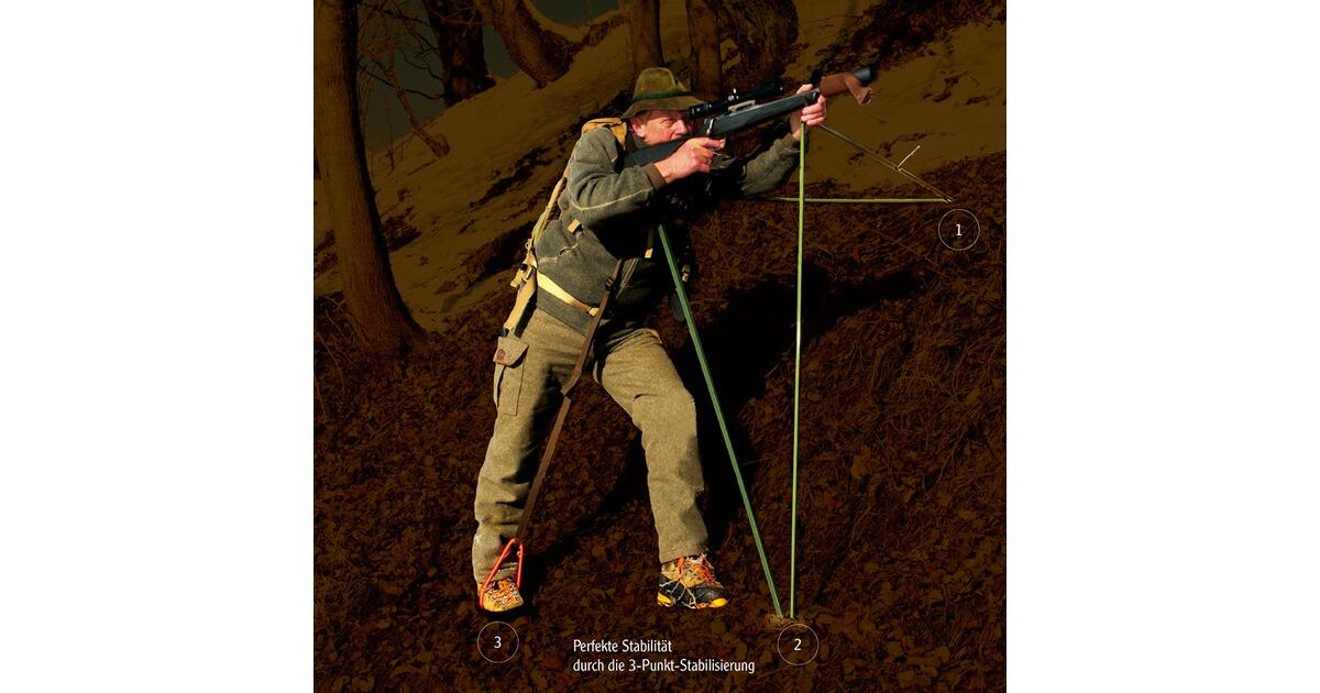 Nikon Entfernungsmesser Prostaff 7i : Jakele zielstock z4 variante mittel u2013 von 175cm bis 190cm