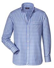 Vichykaro-Hemd, B. von Schönfels