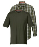 Shirt-Hemd-Set