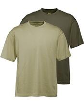 T-Shirt 2er-Pack, Wald & Forst