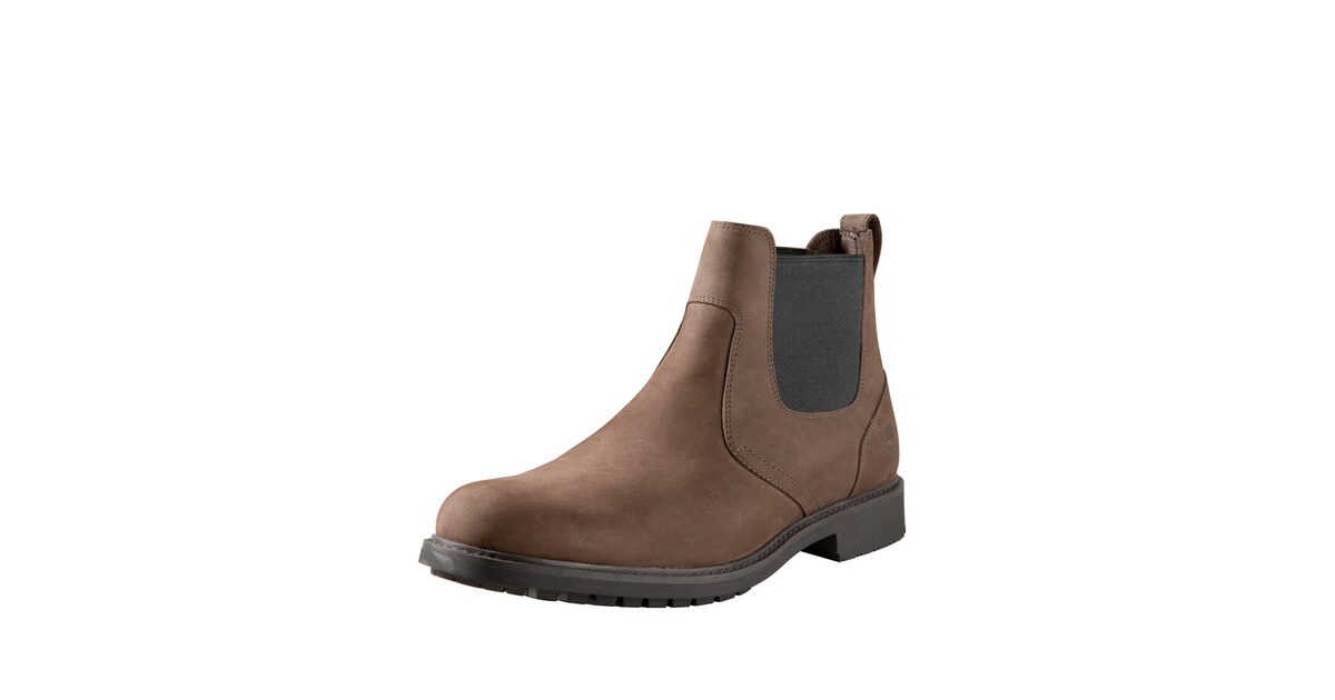timberland chelsea boot braun herrenschuhe schuhe herrenmode mode online shop. Black Bedroom Furniture Sets. Home Design Ideas