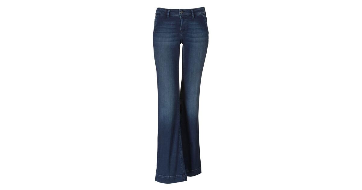 mavi uptown jeans blau jeans bekleidung damenmode. Black Bedroom Furniture Sets. Home Design Ideas