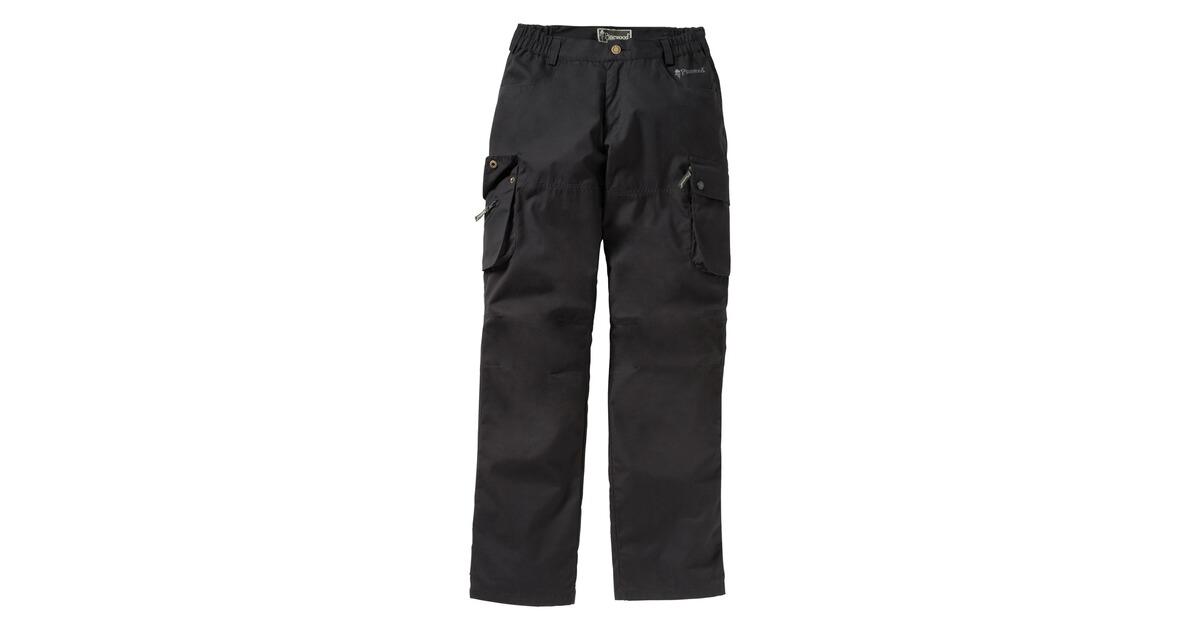 pinewood hose kilimanjaro schwarz cargo outdoorhosen bekleidung f r damen bekleidung. Black Bedroom Furniture Sets. Home Design Ideas