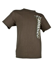 Logo-T-Shirt, Blaser active outfits