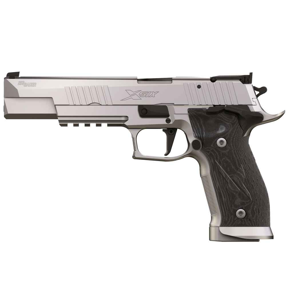 sig sauer pistole p226 x six super match kaliber 9 mm