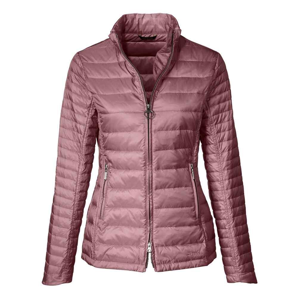 barbour steppjacke iona rosa jacken bekleidung damenmode mode online shop. Black Bedroom Furniture Sets. Home Design Ideas
