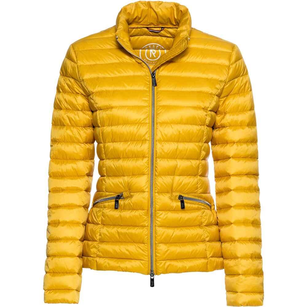 reset light daunenjacke paris gelb jacken bekleidung damenmode mode online shop. Black Bedroom Furniture Sets. Home Design Ideas