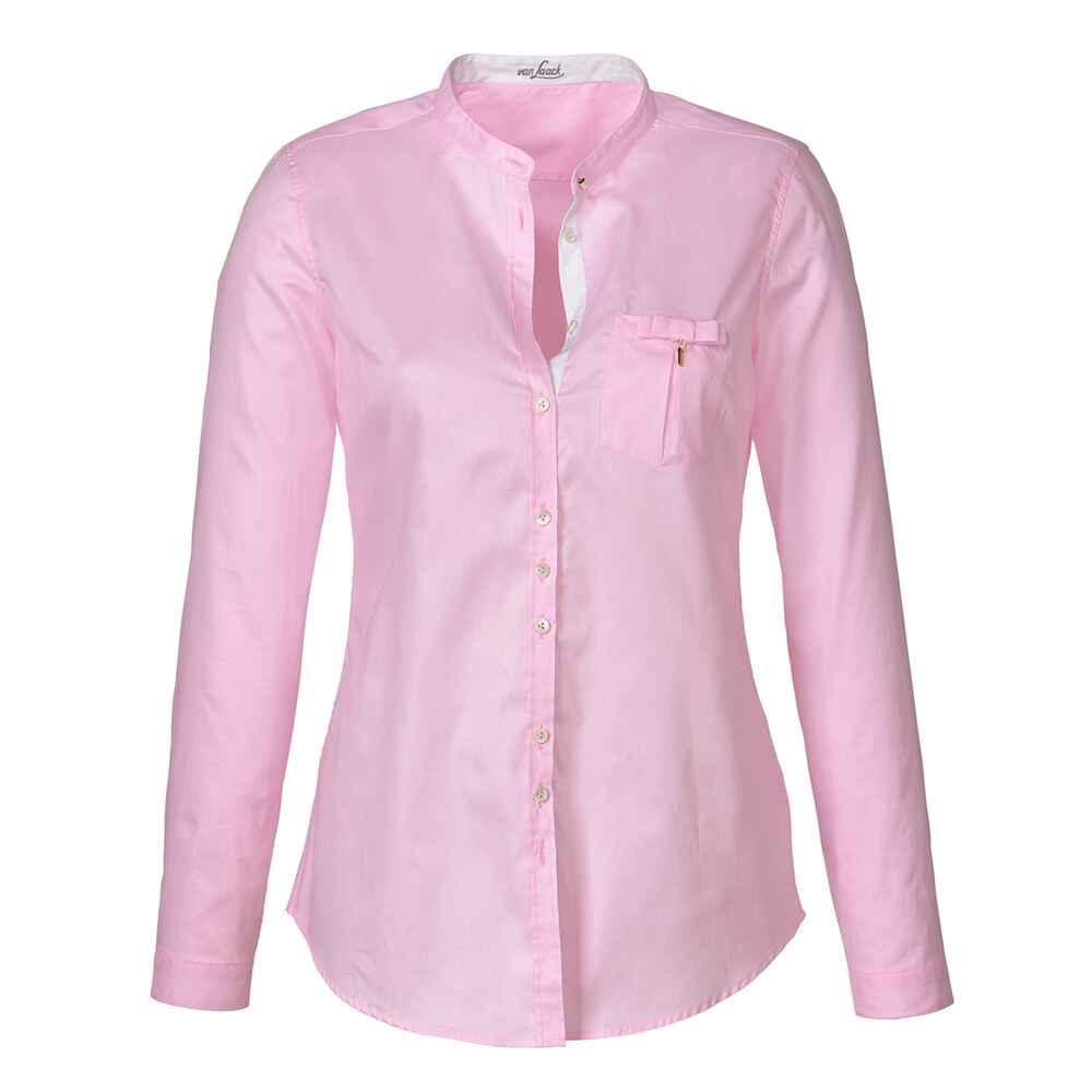 van laack bluse blair rosa shirts blusen bekleidung f r damen sale mode online. Black Bedroom Furniture Sets. Home Design Ideas