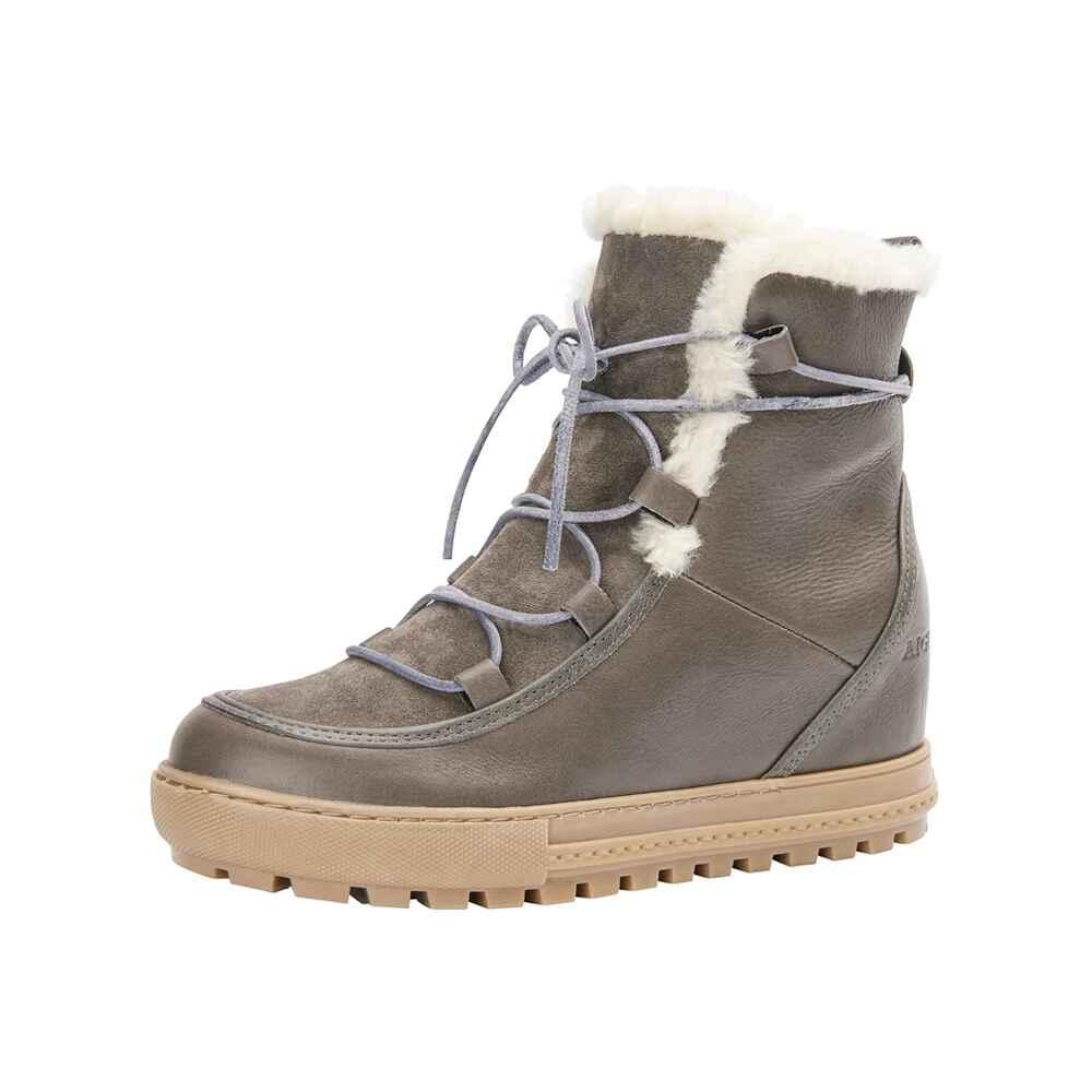 aigle boots laponwarm grau damenschuhe schuhe damenmode mode online shop. Black Bedroom Furniture Sets. Home Design Ideas