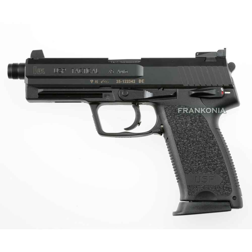 heckler koch usp tactical tactical v3 ausf hrung tactical pistolen kurzwaffen. Black Bedroom Furniture Sets. Home Design Ideas