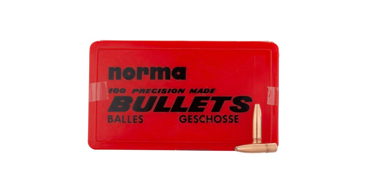 Laser Entfernungsmesser Norma : Norma geschosse .264 156 grs. ppc vulkan kaliber 6 5 mm