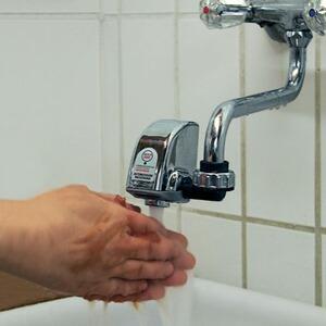 Automatik-Wasserhahn