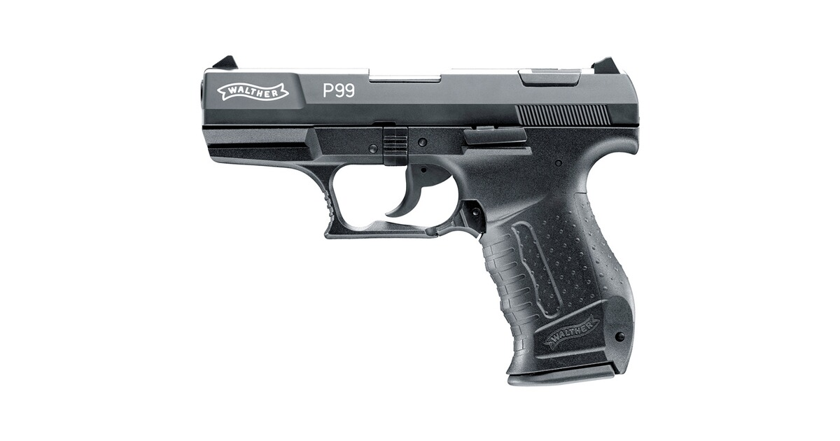 Walther Magazin Gas+Sig Pist. Walther P99 9mmPAK (Magazin