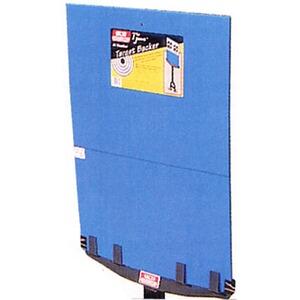 Plastik-Scheibe blau Target, MTM