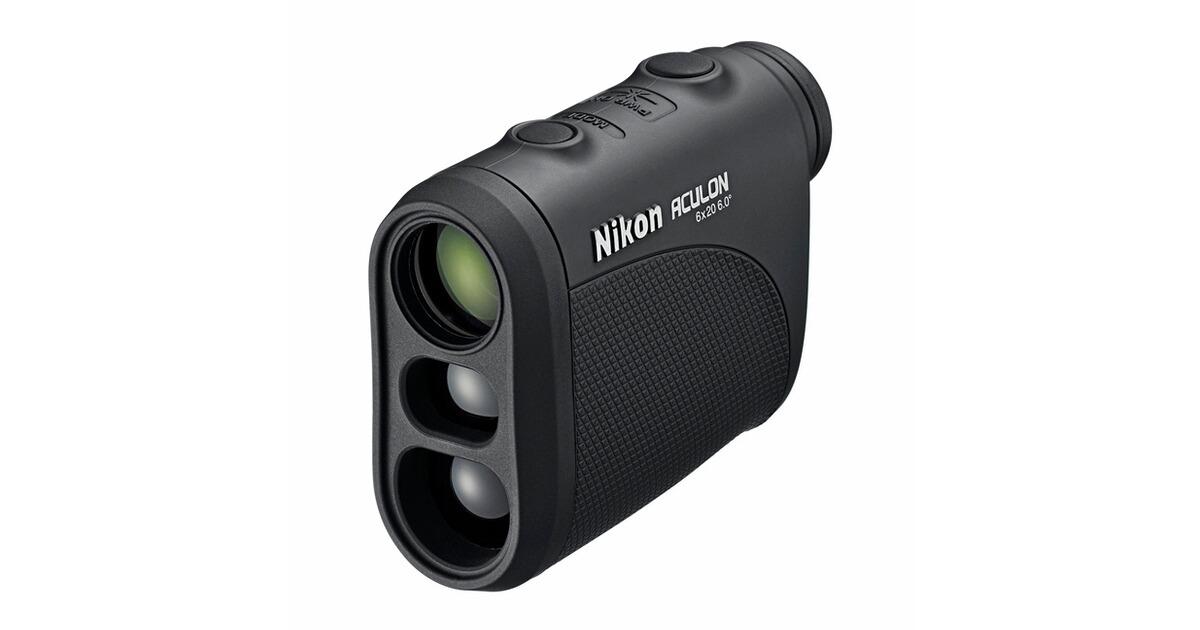 Entfernungsmesser Jagd Beleuchtet : Nikon laser entfernungsmesser aculon al11