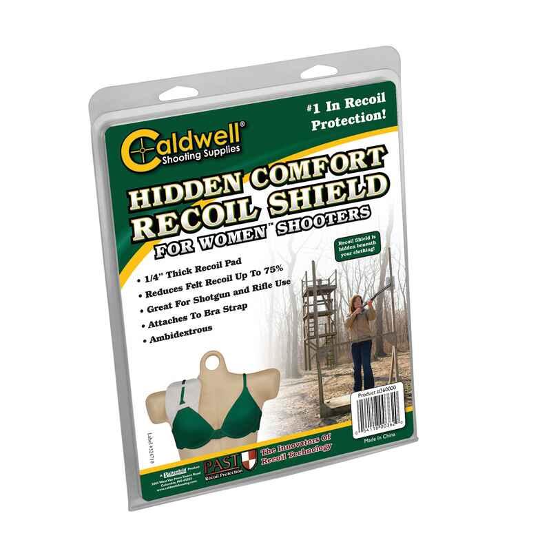 Rückstoßprotektor Caldwell Field Shield