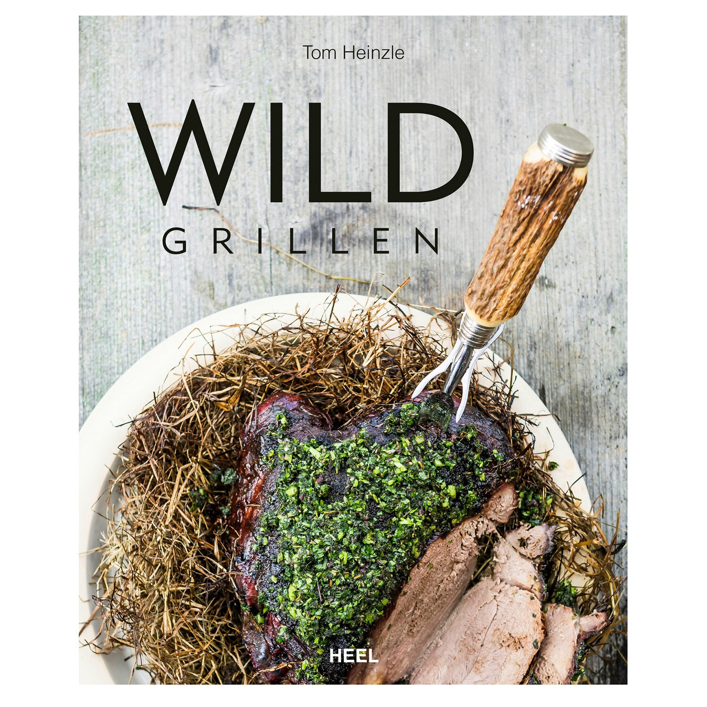 HEEL Verlag Buch: Wild grillen , vom Vize - Grillweltmeister
