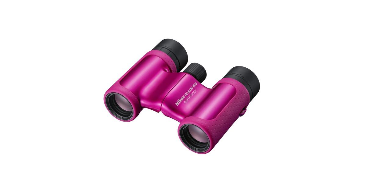 Nikon fernglas aculon w10 8x21 pink ferngläser optik outdoor