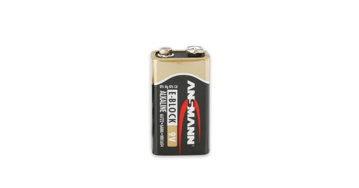 ansmann batterie x power 9 volt block alkaline batterien akkus ausr stung online shop. Black Bedroom Furniture Sets. Home Design Ideas