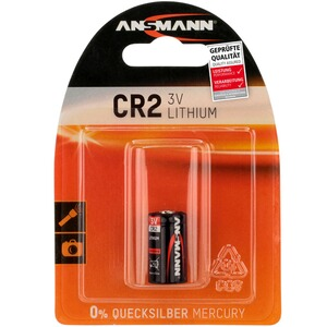 Batterie Lithium CR2