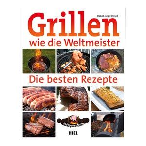 Buch: Grillen wie die Weltmeister
