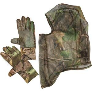 Camo Set Handschuhe und Sturmhaube