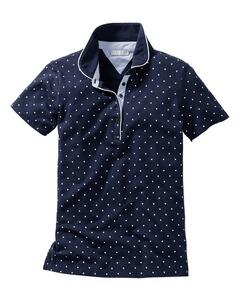 Poloshirt mit Bubikragen Sale Angebote Kathlow