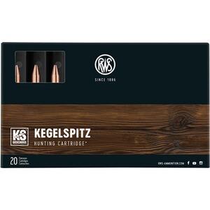 6,5x57 R Kegelspitz 8,2g/127grs.
