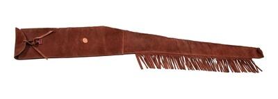 Westernfutteral mit Fransen, Länge 126cm