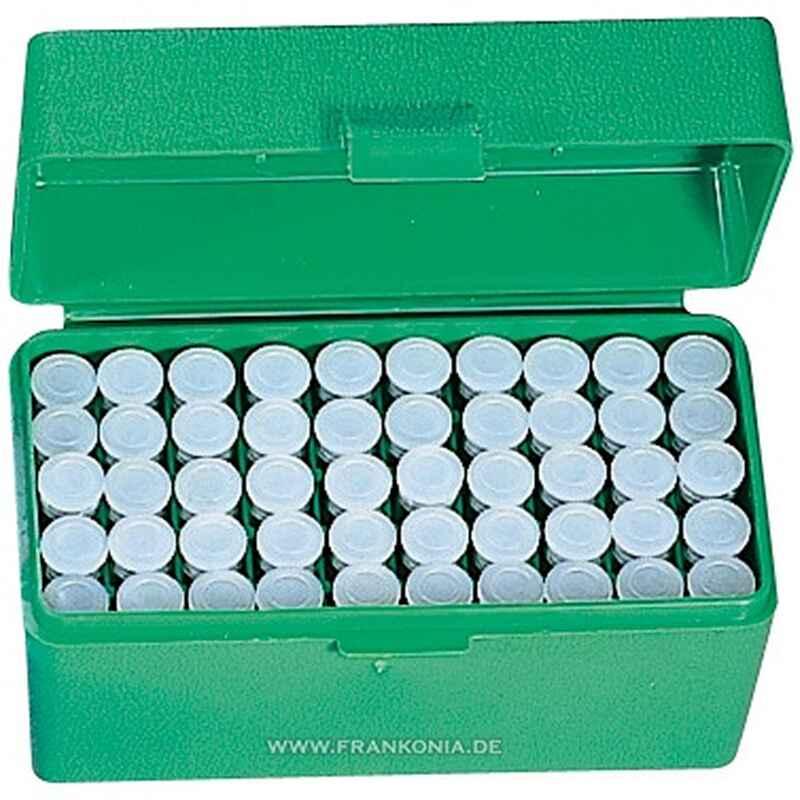 Ladehülsenbox, bis 100 grains - broschei