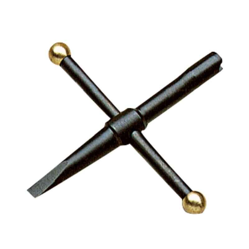 Pistonschlüssel Kreuzform Standard - broschei