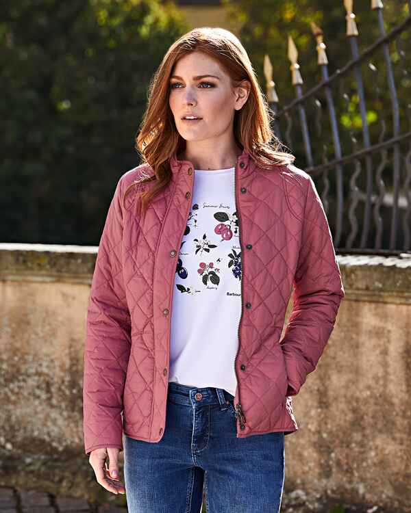 Steppjacke Elmsworth, Barbour