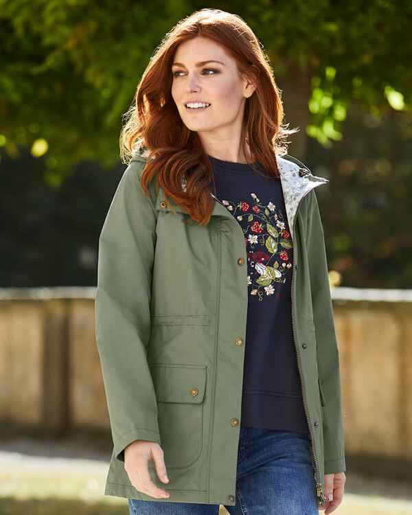 Sweatshirt Crawford, Barbour