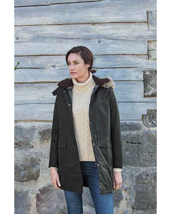 Wachsmantel Fortrose, Barbour